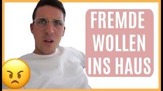 FREMDE WOLLEN IN UNSER HAUS 🤨 | 11.02.2019 | #DailyMandT #WolfFamily ♡