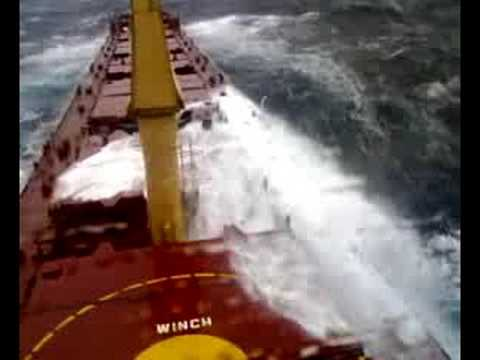 life of seamen at sea