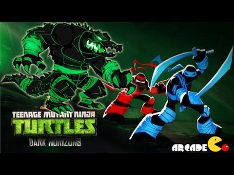 Teenage Mutant Ninja Turtles TMNT: DARK HORIZONS Full Gameplay Walkthrough