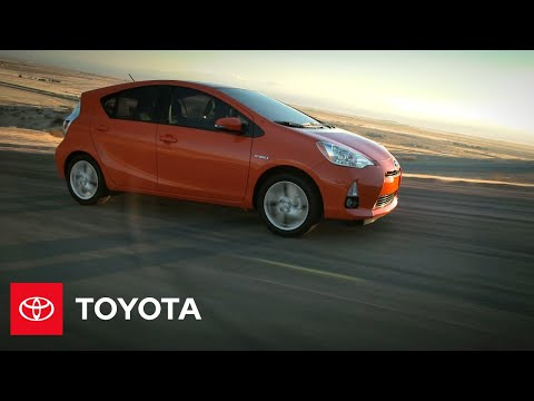 2012 Prius C How-To: Tire Pressure Monitor System   Toyota