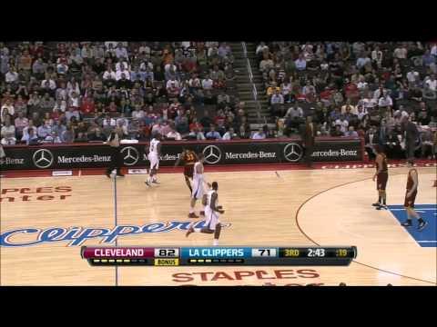 Cavaliers vs Clippers | Tyler Zeller Highlights (11-5-2012)