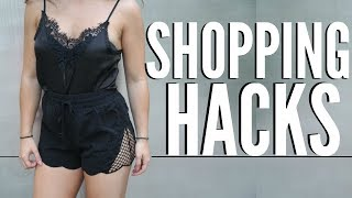 10 Shopping HACKS that EVERY Girl MUST KNOW !!! | Shopping HACKS to SAVE MONEY !!
