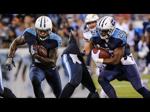 Derrick Henry & DeMarco Murray Preseason Highlights ᴴᴰ || Tennessee Titans
