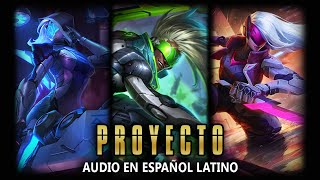 Proyecto   Voces latinas [League of Legends]