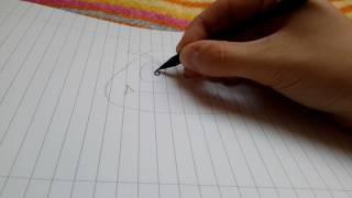 Let's Zeichnen! Gumba (Super Mario)   Noah Sito