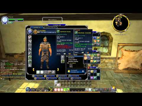 LOTRO: Crafting: Woodsman Profession (Woodworker, Forester and Farmer)