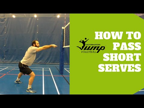 How to Pass Short Serves - Tip #43