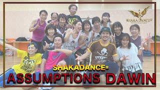 Shaka Dance®︎-Assumptions- Dawin- Shakari Pro Mario