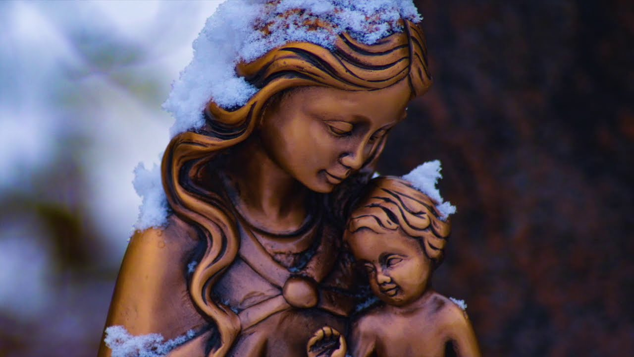 Walking with Mary - The Fourth Sunday in Advent