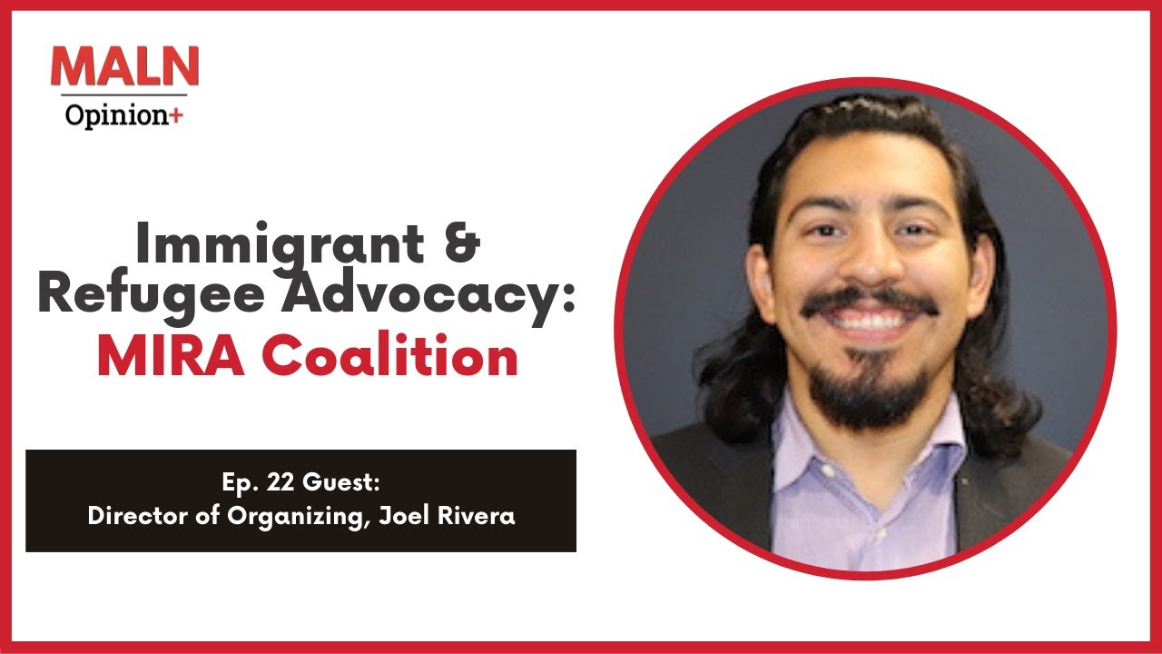 MA Latino News Interview with Joel Rivera