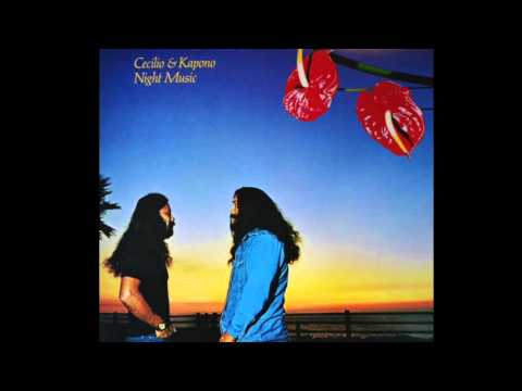Cecilio & Kapono Night Music Album