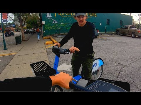 Blue Bike SC Test / Review - Columbia, SC (Five Points) thumbnail