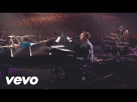 Billy Joel  My Life  From The River Of Dreams Tour