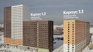 ЖК «Полярная 25», Москва, январь 2019