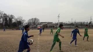 vs ウイングスSC 後半戦 2016/03/06(日)