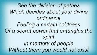 Crematory - Farewell Letter Lyrics