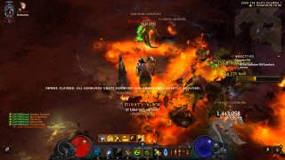 Diablo 3 [2.3] Witch Doctor T8 Death