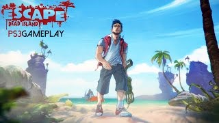 Escape Dead Island Gameplay (PS3 HD)