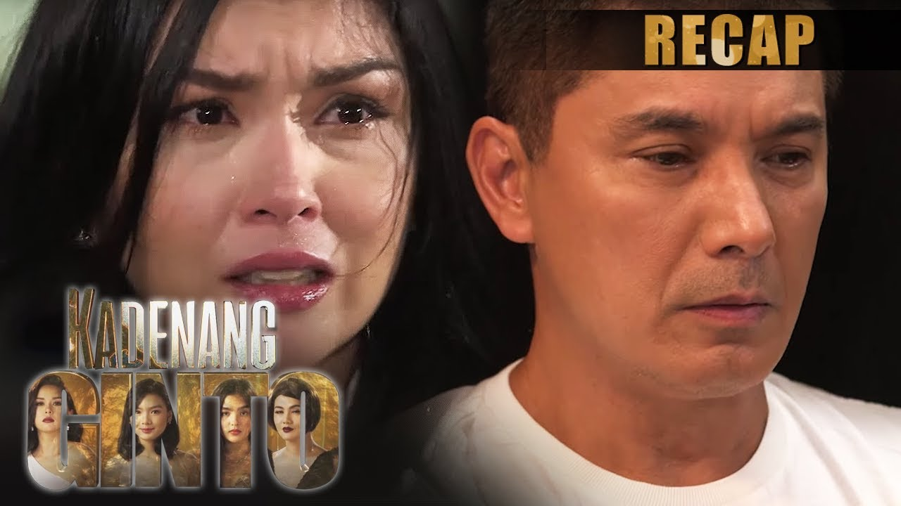 Download Romina learns the truth about Robert | Kadenang Ginto Recap (With Eng Subs)