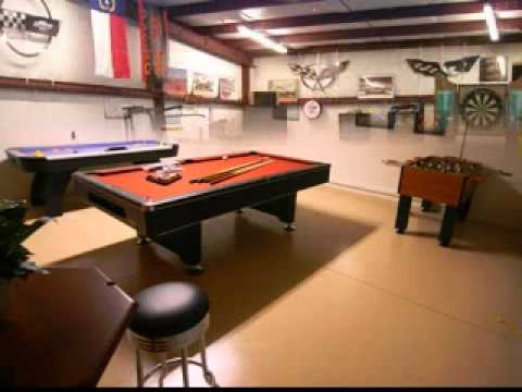 Awesome Small game room ideas - YouTube