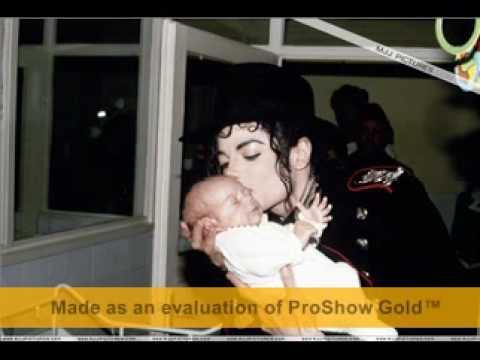 Michael Jackson only human