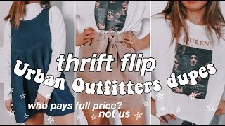 THRIFT FLIP 2 | Urban Outfitters dupes