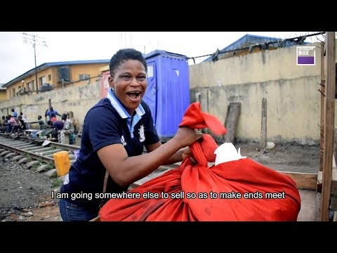 The Struggles of Women Street Traders of Nigeria