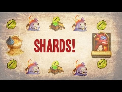 Castle Clash How To Get Shards Fast (Updated Version)