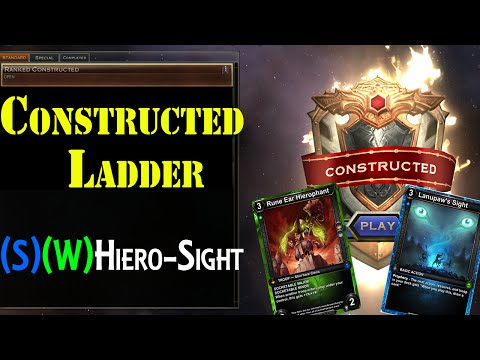 HEX: PvP Constructed Ladder Deck - SW Hiero-Sight