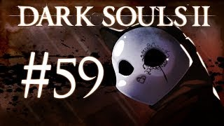 Dark Souls 2 Gameplay Walkthrough w/ SSoHPKC Part 59 - The Gutter Blues