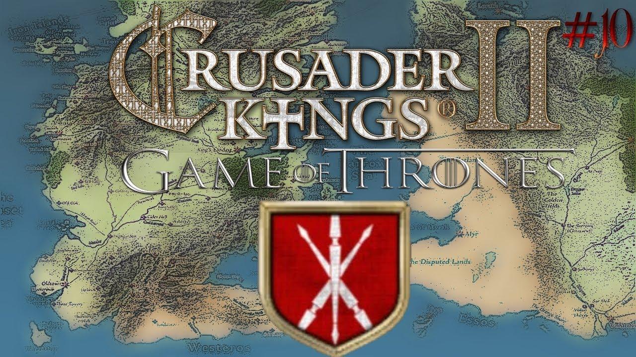 Crusaders Kings 2 A Game Of Thrones House Longspear