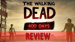 The Walking Dead 400 Days Review [GERMAN]