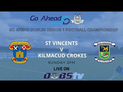 SFC 1 - St Vincents v Kilmacud Crokes