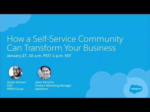 Make Your Customers Feel at Home with Community Cloud