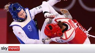 Tokyo Olympics: Jade Jones suffers shock defeat in taekwondo as Andy Murray pulls out
