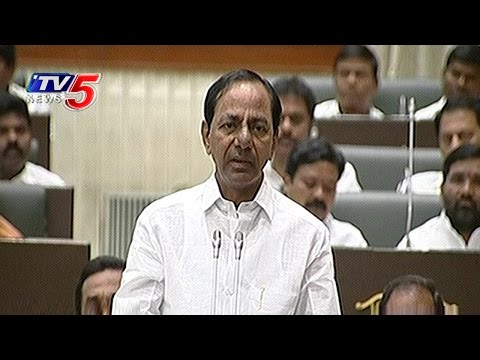 CM KCR Speaks On Pharma Industry in Hyderabad | TS Assembly | TV5 News