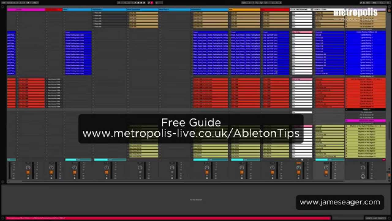 how to set up guitar rig 5 in ableton
