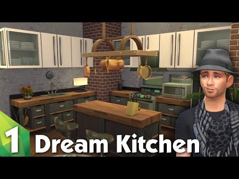 The Sims 4: Room Design - Dream Kitchen