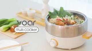[보아르] 맛있는 요리를 혼자서도 쉽고 빠르게~! 멀티…