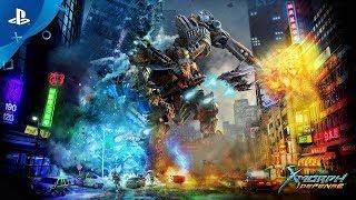 X-Morph: Defense - Launch Trailer | PS4