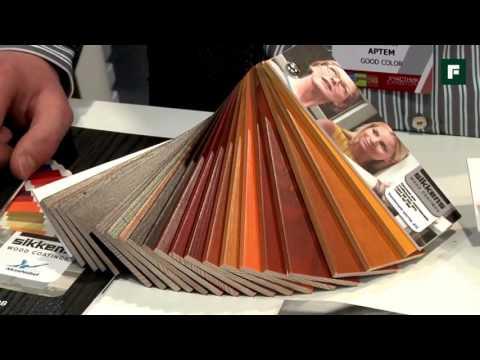 Чем покрасить деревянный дом?