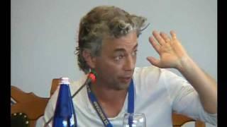 """Кинотавр 22: """"Мой папа Барышников"""" пресс-конференция"""
