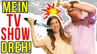 MEIN TV-SHOW DREH! IN DIESER FERNSEHSENDUNG SIEHST DU MICH! | KIM LIANNE