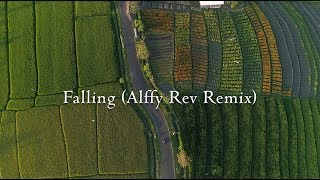 INTERSECTION / Falling (Alffy Rev Remix)  Official Lyric Video