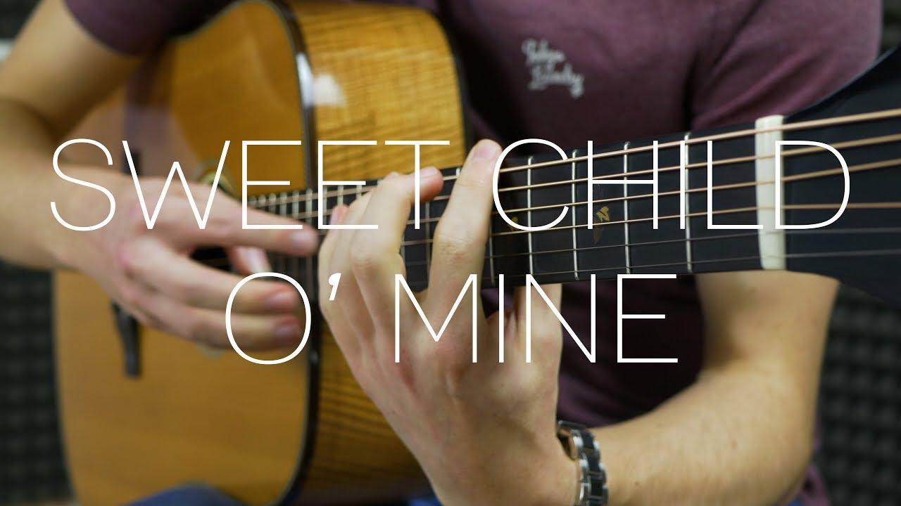 guns-n-roses-sweet-child-o-mine-fingerstyle-guitar-cover-james-bartholomew