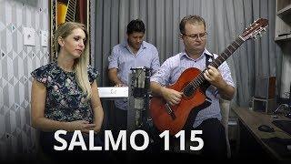 Salmo 115 | Andarei Na Presença De Deus, Junto A Ele Na Terra Dos Vivos