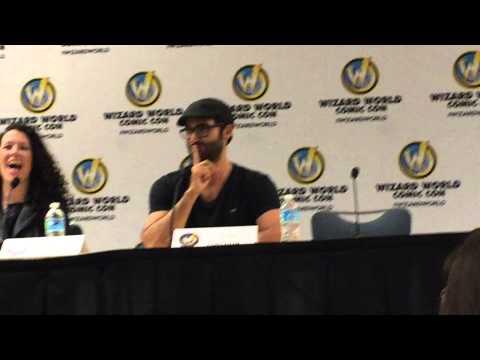 Tyler Hoechlin On Derek's Presence In Teen Wolf S5 - Wizard World Raleigh