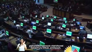 La Asamblea Informa / 06 marzo 2015
