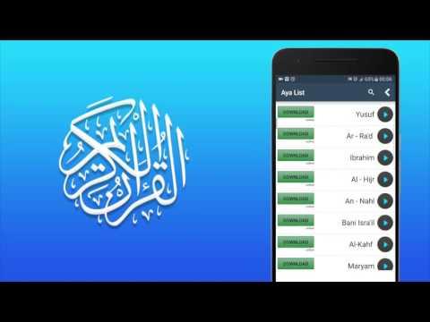 Ayah Quran Reading - Download MP3 Quran with Multi-Language Translations