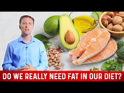 Do We Really Need Fat In Our Diet?